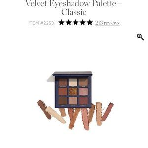 Beautycounter Velvet Eyeshadow Palette Classic